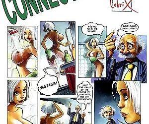 Hot girls comic phone sex for monster - part 3395