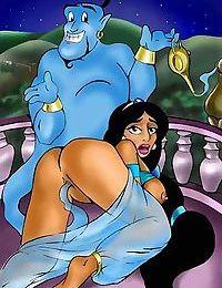 Jasmine porn cartoons - part 3259