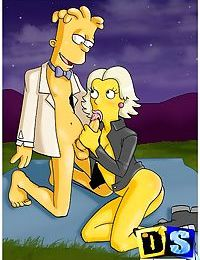 Simpsons uncover the secrets of their sexual life - part 8