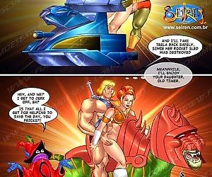 Exciting adult comics with deep throat fucking - part 3491