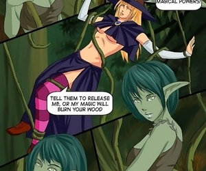 Witch adores stiff leprechaun cocks - part 96