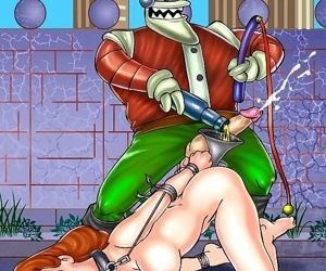 Submissive futurama babes in unleashed action - part 3569