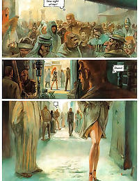 Story about adventures beautiful, but slutty girl in one of the arabian countrie - part 1970