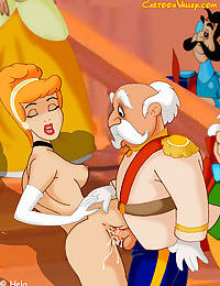 Meg sucks and gets fucked by hercules - part 3097