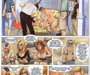 Sexy hooker with fuckable ass in sex comics - part 2843
