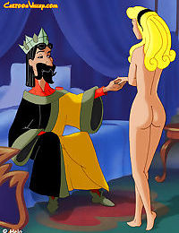 King stefan fucks aurora with his royal cock - part 1715