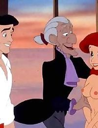 Ariel porn cartoons - part 3617