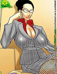 Amanda sells avon and lingerie - part 1105