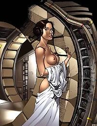 Star wars porn cartoons - part 839
