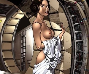 Star wars porn cartoons - part 839