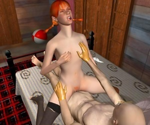 Sex teacher of redhead virgin 3d anime comics about defloration - part 3589