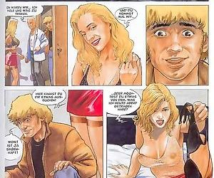 Blond nurse rides cock in hot sex comics - part 3878