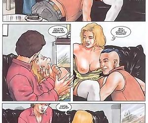 Girls sharing cock in the hottest sex comics - part 1807