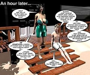 Teenage huge cock on a beach 3d porn cartoon story adult comics - part 3505
