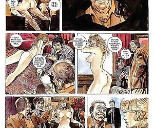 Porn comics with hot chick being fucked hard - part 124