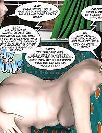 Lessons of mature sex teacher 3d porn comics anime hentai cartoo - part 3477