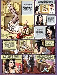 Hot adult comics with sexy babe sucking dick - part 3697