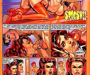 Sexy beauty gets pussy licked in hot adult comics - part 1656
