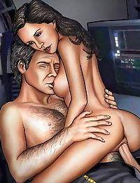 Star wars porn cartoons - part 914