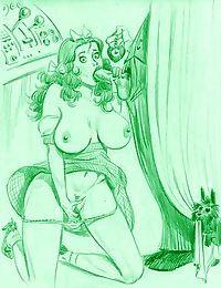 Dorothy porn cartoons - part 750