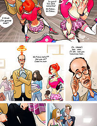 Dirty adult comics from jaguar - part 1020