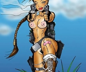 Lara croft porn cartoons - part 825