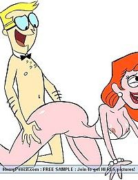 Freaky porn toons - part 1976