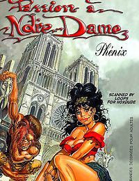 Passion a notre-dame. the dark side of a man-s nature is finally exposed - part 3735