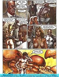 Porn comics with hot chick being fucked hard - part 446