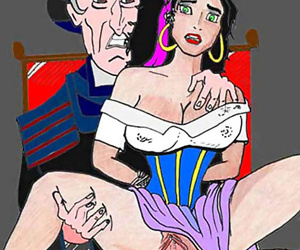 Esmeralda porn cartoons - part 370