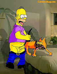 The simpsons decide to share some photos from their secret family album - part 1379
