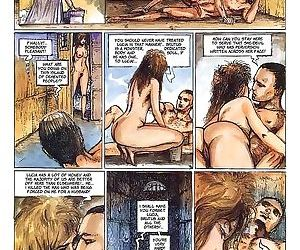 Girls sharing cock in the hottest sex comics - part 2065