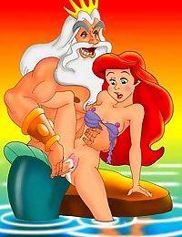 Ariel porn cartoons - part 52