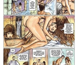 Very hardcore and brutal drawn sexy action - part 3156