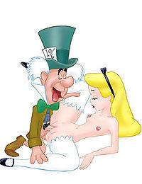Alice porn cartoons - part 671