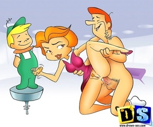 Jetsons reveal their true sex-frenzied selves - part 1905