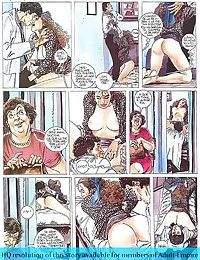 Sexy hooker with fuckable ass in sex comics - part 978