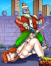 Submissive futurama babes in unleashed action - part 2167