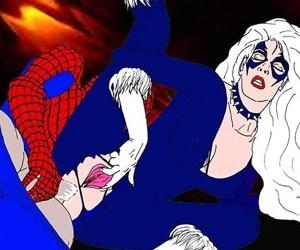 Spiderman porn cartoons - part 2587