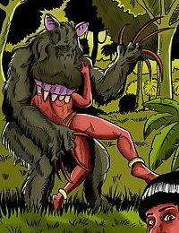 Furry sex comics