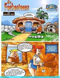 Flintstones orgy - part 3575
