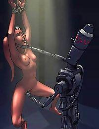 Star wars porn cartoons - part 2105