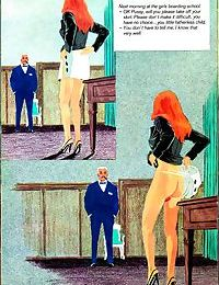 Porno comic dick deeply in hot pussy - part 378