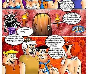 Flintstones orgy - part 657