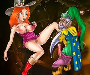 Xxl sex treat for witch - part 109