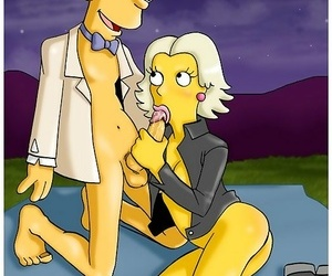 Simpsons minimal be transferred to secrets of their lustful life - part 1879