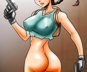 Lara croft porn cartoons - part 3207