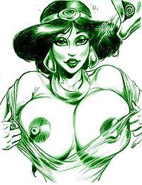 Alice porn cartoons - part 696