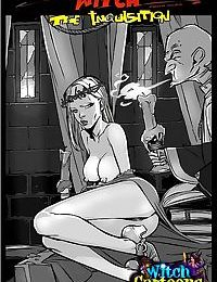 Hot quickie with a witch - part 1831