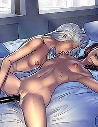 Star wars porn cartoons - part 2701